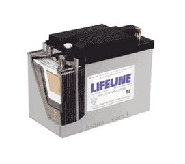 Lifeline AGM battery