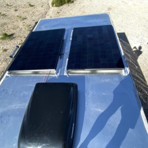 700w Solar Roof