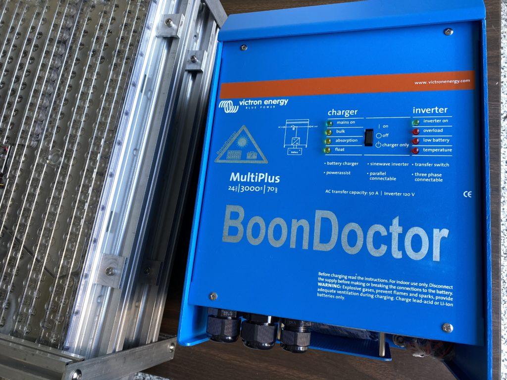BoonDoctor Multiplus