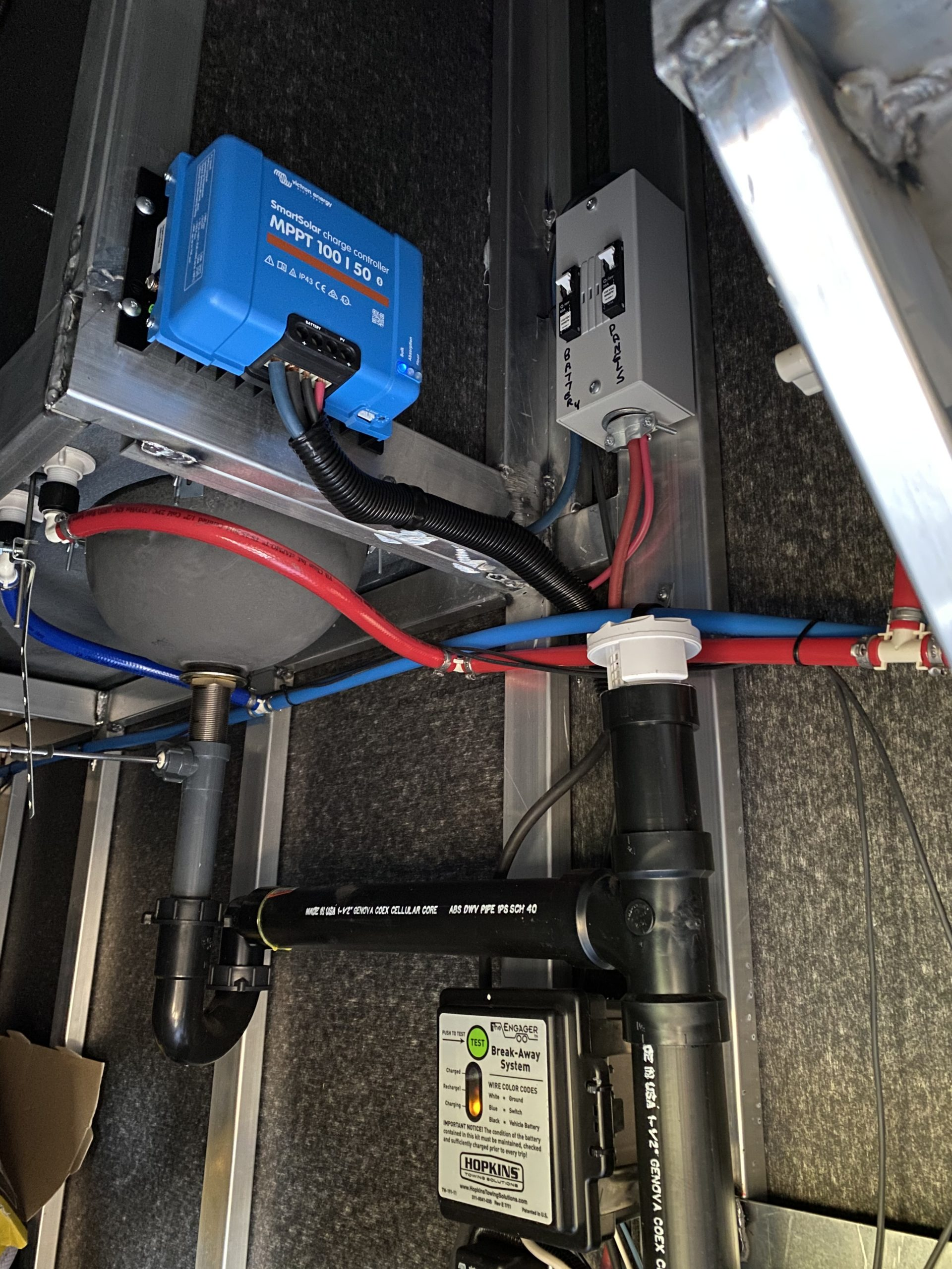 20' ATC charge controller