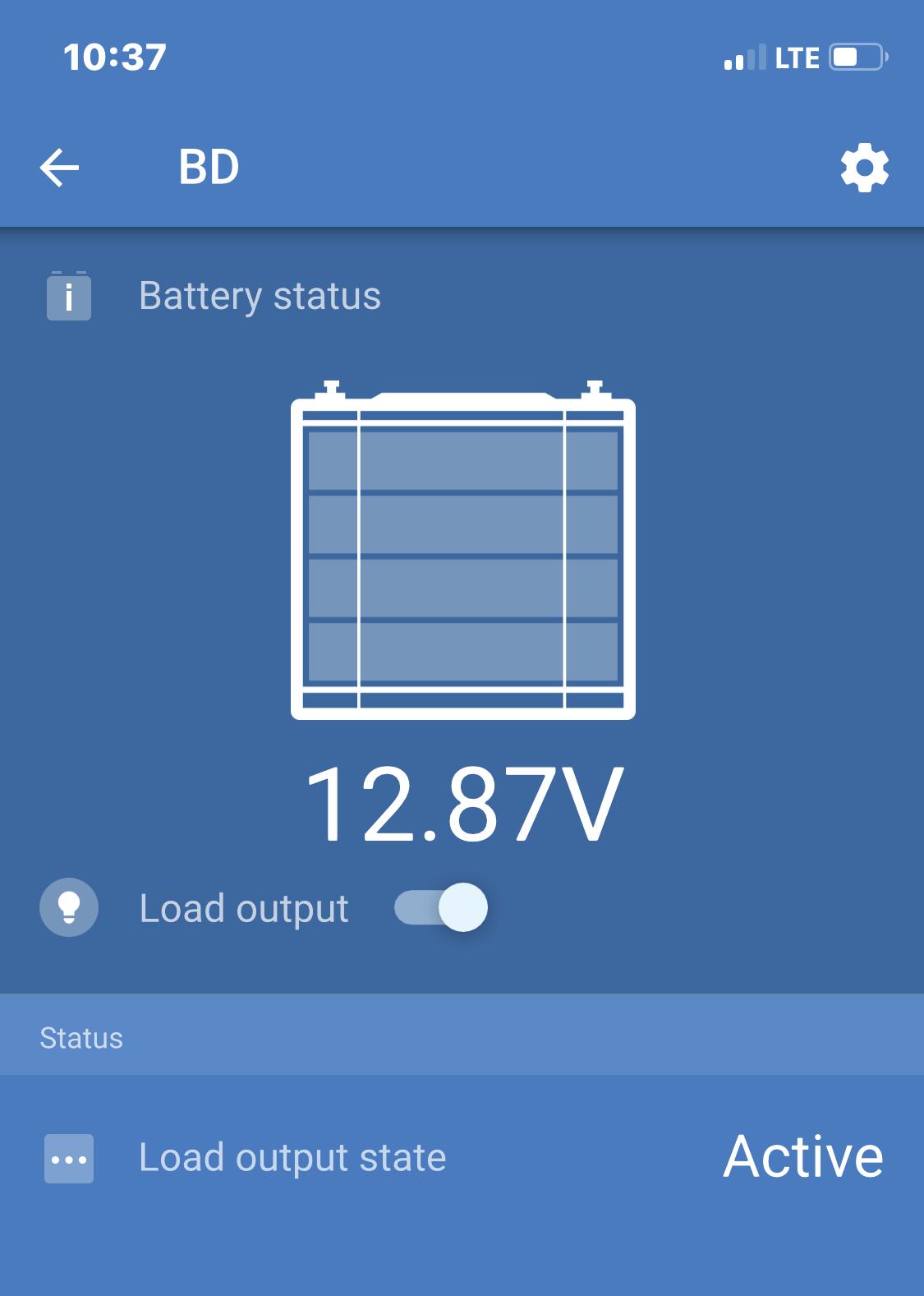 20' ATC battery protect