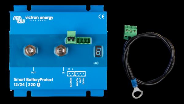 Smart BatteryProtect 12-24V 220A (top)