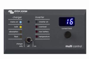 Digital MultiControl 200A GX Front